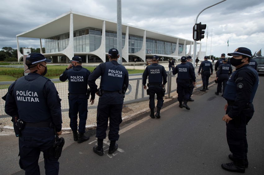 Βραζιλία: Τουλάχιστον 25 νεκροί σε επιχείρηση κατά εμπόρων ναρκωτικών