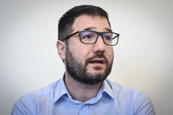 Νάσος Ηλιόπουλος: Ο κ. Μητσοτάκης να αποδοκιμάσει δημόσια τον κ. Καλλιάνο