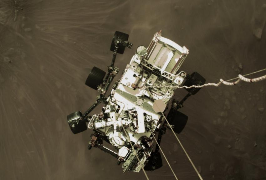 Πλανήτης Άρης: Νέες απίστευτες εικόνες από το Perseverance της Nasa