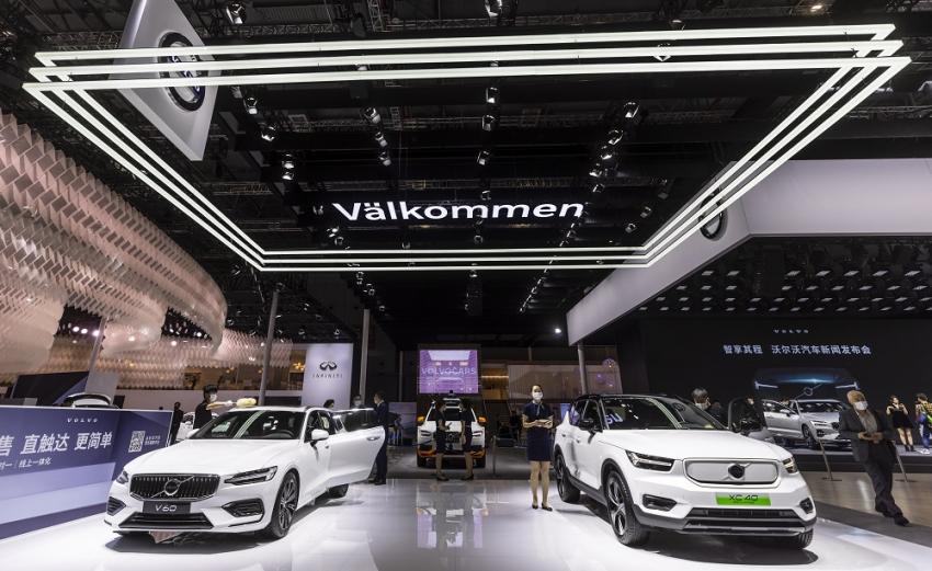 Volvo: Αύξηση πωλήσεων κατά 43% σε όλο τον κόσμο