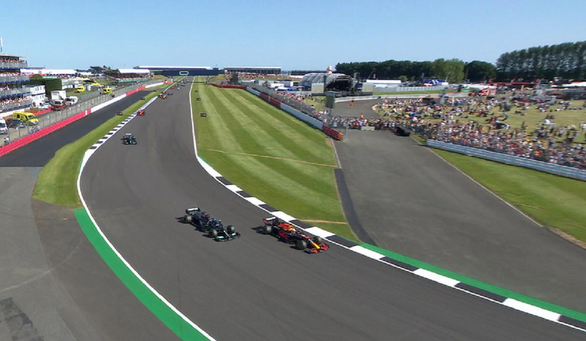 Γκραν Πρι Βρετανίας: Ο Φερστάπεν νίκησε στο πρώτο Sprint Qualifying στην ιστορία της F1