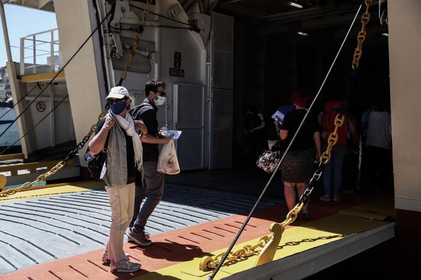 sea.travel.gov: Άνοιξε η πλατφόρμα για το έγγραφο υγείας των επιβατών στα πλοία