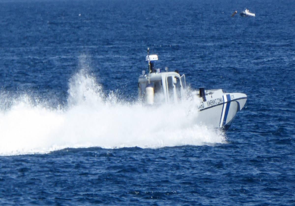 Ίμια: Τουρκική ακτοφυλακίδα συγκρούστηκε με δύο σκάφη του Λιμενικού
