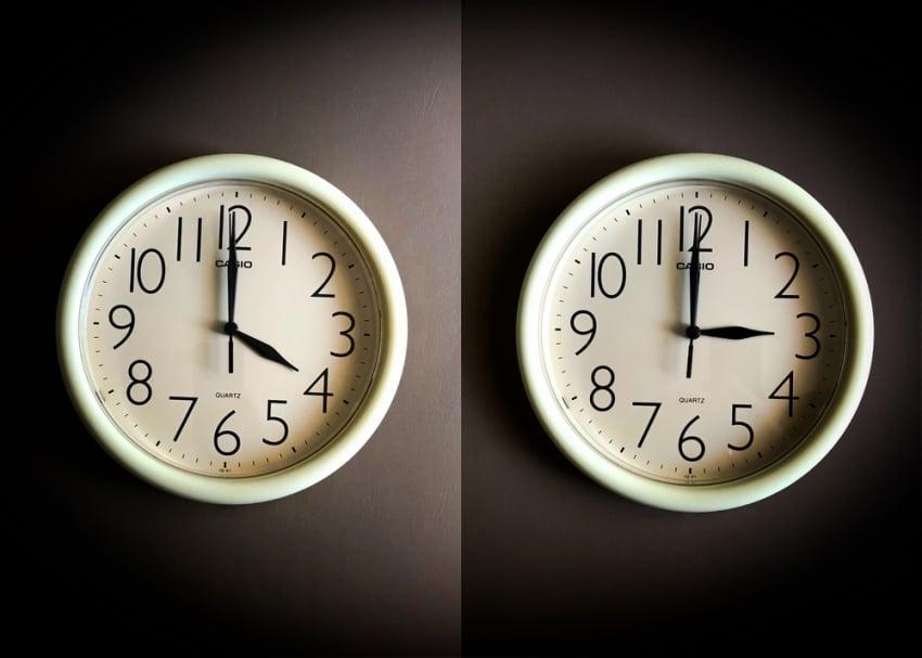 Αλλαγή ώρας σε θερινή: Δεν αλλάζει η ώρα για τελευταία φορά