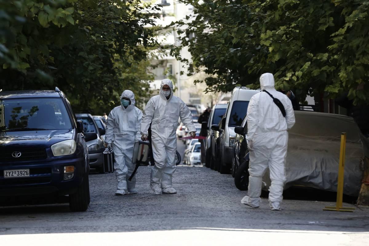6ec60891f0 Συναγερμός από βόμβα στο σπίτι του αντεισαγγελέα Ντογιάκου στο Βύρωνα