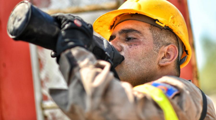 Καύσωνας: 7 μέτρα προστασίας για τους Πυροσβέστες - Επιστολή στο αρχηγείο