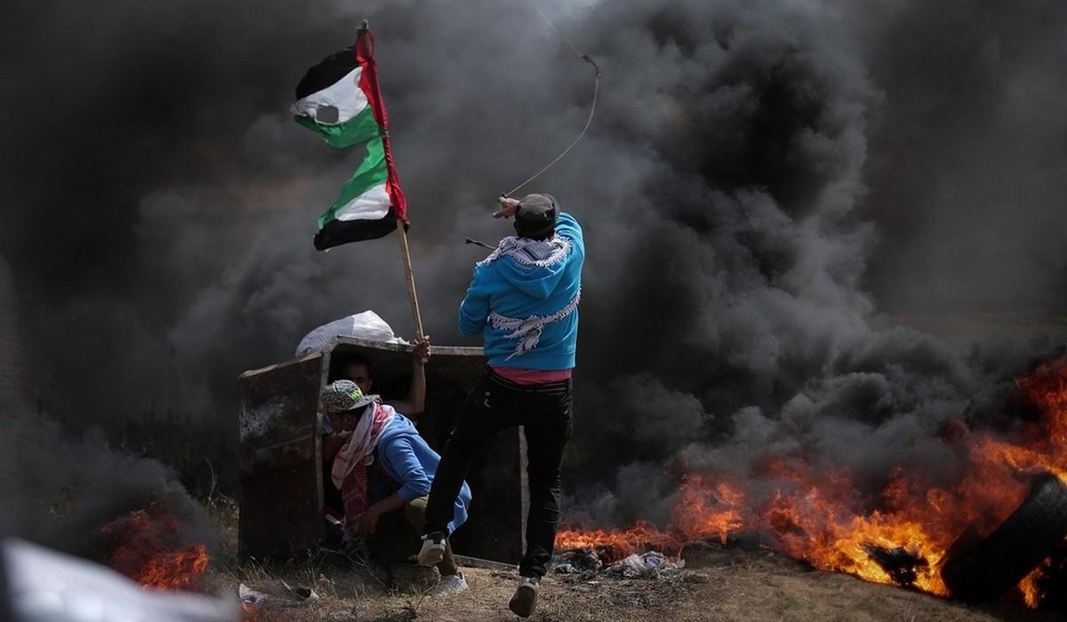 Παλαιστίνη: 270 τραυματίες σε συγκρούσεις με τον ισραηλινό στρατό