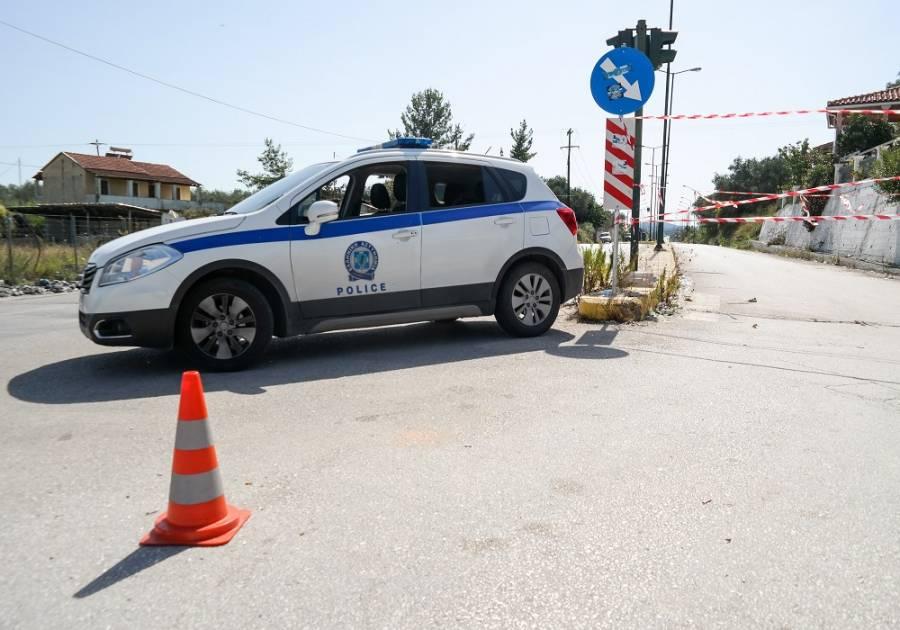 Κέρκυρα: Στο νοσοκομείο μεταφέρθηκε τραυματισμένος ο «δράκος» της Λευκίμμης - Πώς τον εντόπισε η ΕΛ.ΑΣ
