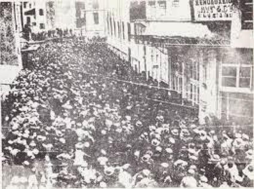 85 χρόνια από το αιματοκύλισμα της 9ης Μάη 1936