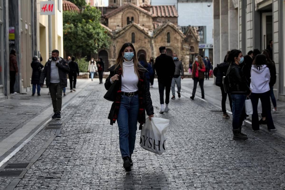 Μετακινήσεις και άρση μέτρων: Τι αλλάζει από Δευτέρα 25 Ιανουαρίου, τι μένει ίδιο