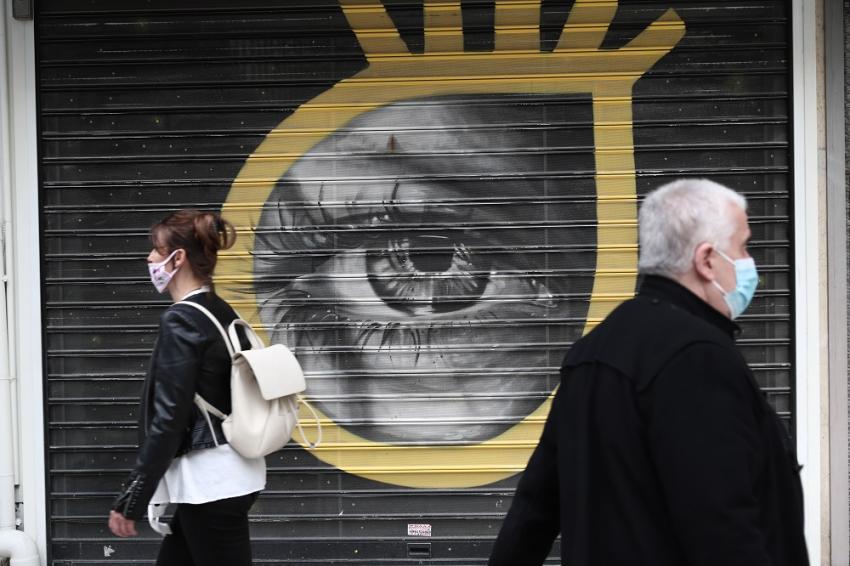 Κορονοϊός: «Εκτόξευση» στην Αθήνα, η περιοχή με τα 451 κρούσματα
