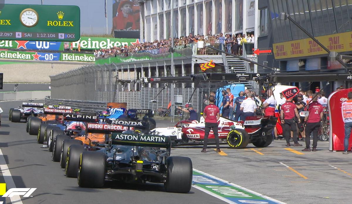 Γκραν Πρι Ολλανδίας: Κυριάρχησε η Ferrari στο FP2
