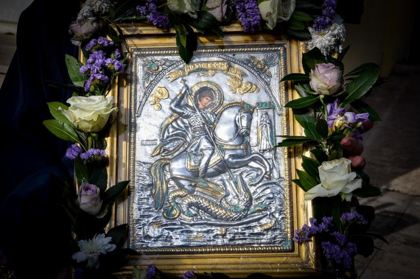 Άγιος Γεώργιος: Ο βίος του Μεγαλομάρτυρα της Ορθοδοξίας
