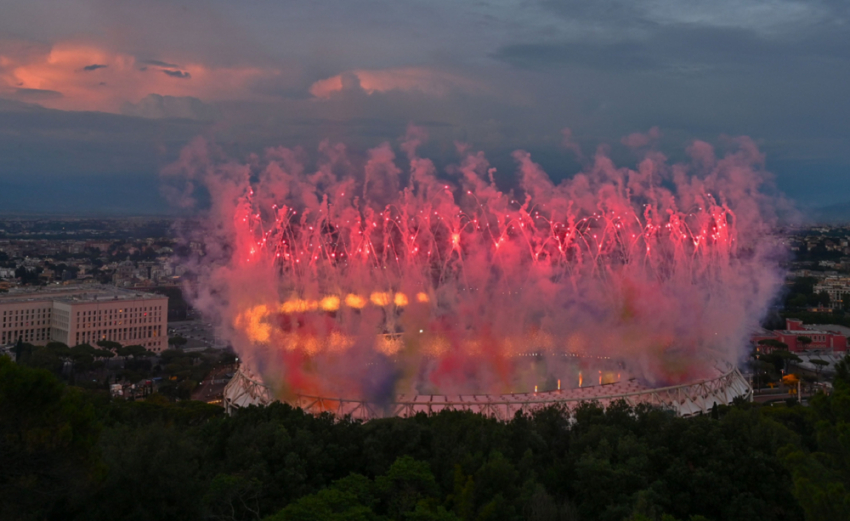 Euro 2020: Η φαντασμαγορική τελετή έναρξης