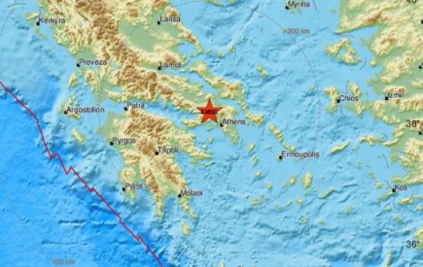 Ο Γεράσιμος Χουλιάρας για τον σεισμό που ξύπνησε την Αττική