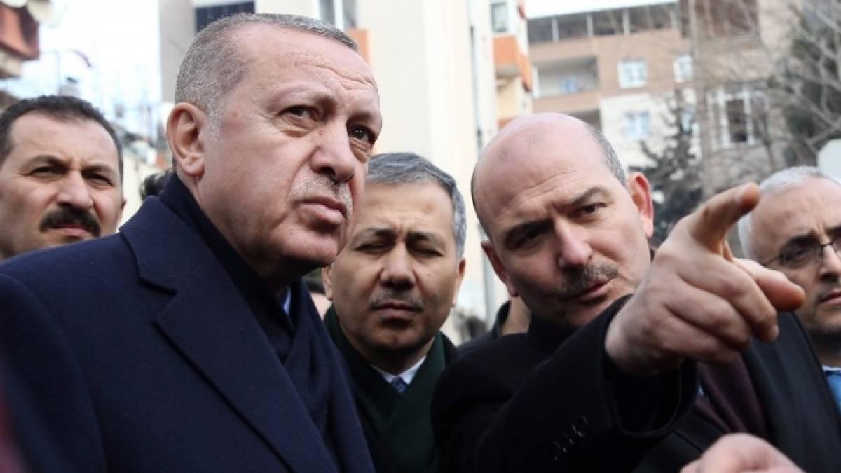 Ο Σοϊλού νέος «δελφίνος» στο κόμμα Ερντογάν, μετά τον Αλμπαϊράκ, τον γαμπρό του Σουλτάνου!