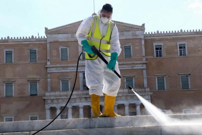 Εκτίναξη κρουσμάτων στην Αθήνα: Πού οφείλεται η μεγάλη διασπορά