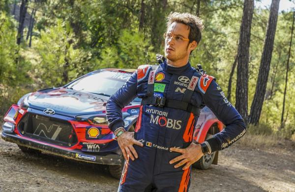 WRC: Ο Τιερί Νεβίλ πρωτοστατεί σε φιλανθρωπική εκστρατεία