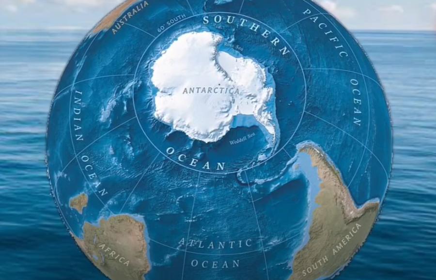 Αναγνωρίστηκε ο πέμπτος ωκεανός της Γης με σφραγίδα του National Geographic