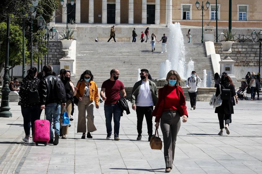 Πού εντοπίστηκαν τα 3.421κρούσματα, όλες οι περιοχές - 1.604 στην Αττική, 417 στη Θεσσαλονίκη