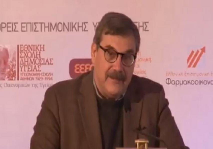 Τάκης Παναγιωτόπουλος - Μέλος Επιτροπής: Είμαι αντίθετoς με το ακαταδίωκτο - Η κυβέρνηση ευθύνεται για τις αποφάσεις
