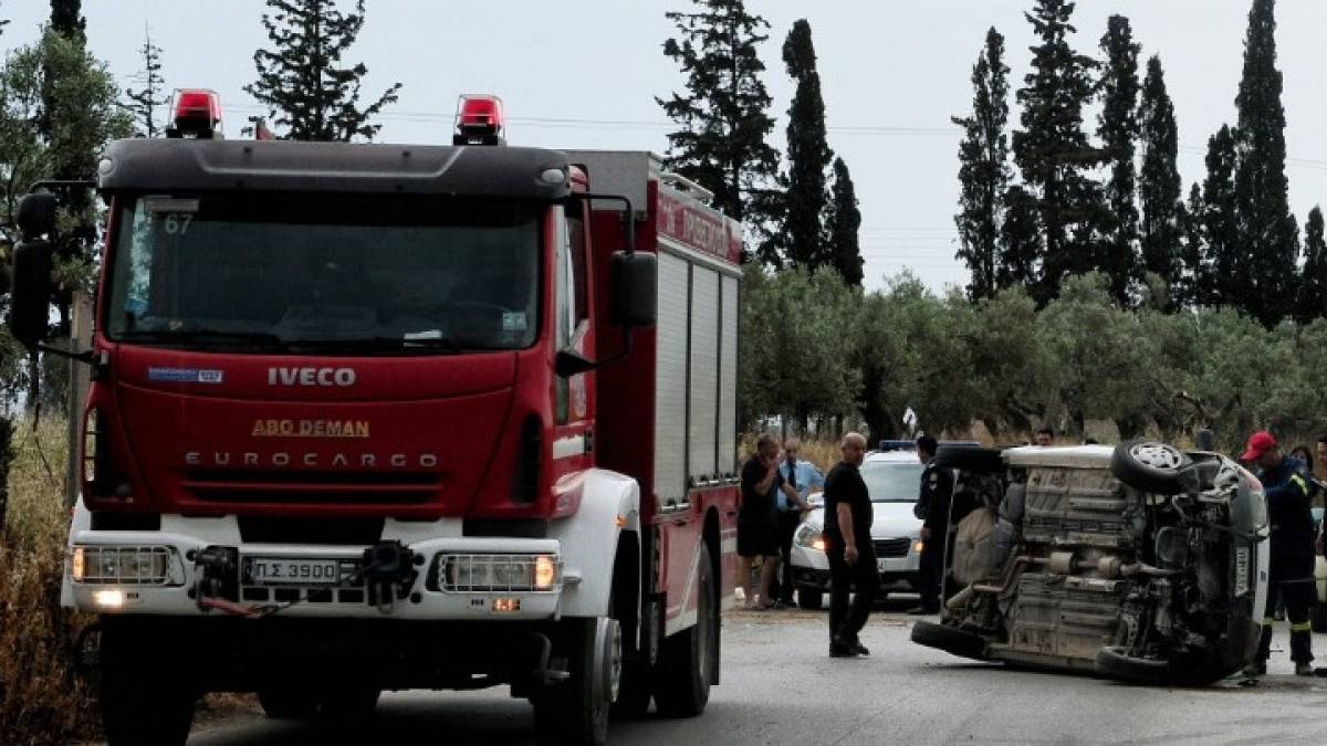 Τροχαία δυστυχήματα στην Ελλάδα: Σχεδόν το 40% είναι σε αστικές περιοχές
