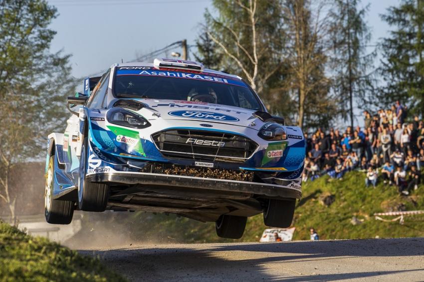 WRC: Τέλος εποχής για τα ορυκτά καύσιμα από το 2022
