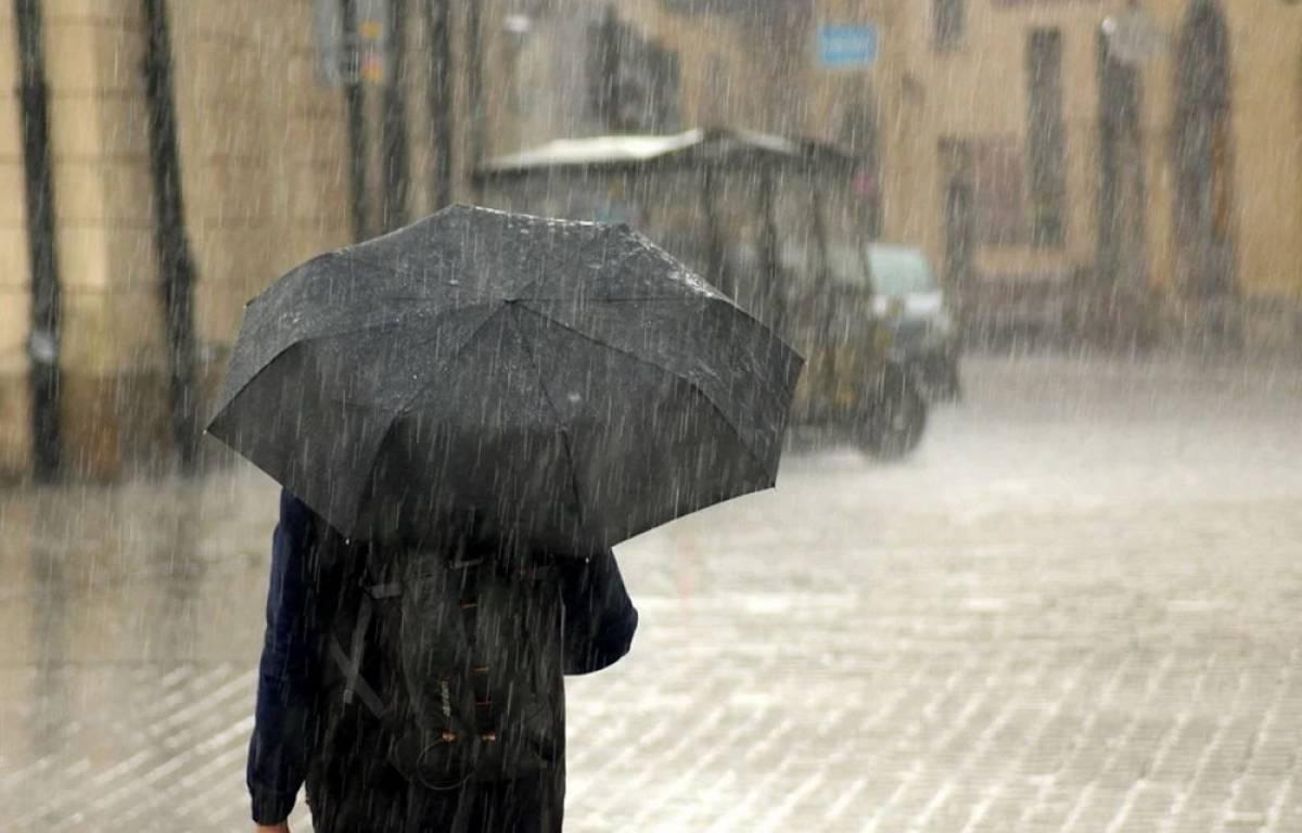 Μετεωρολόγος εξηγεί τι ακριβώς σημαίνει η «πιθανότητα βροχόπτωσης»