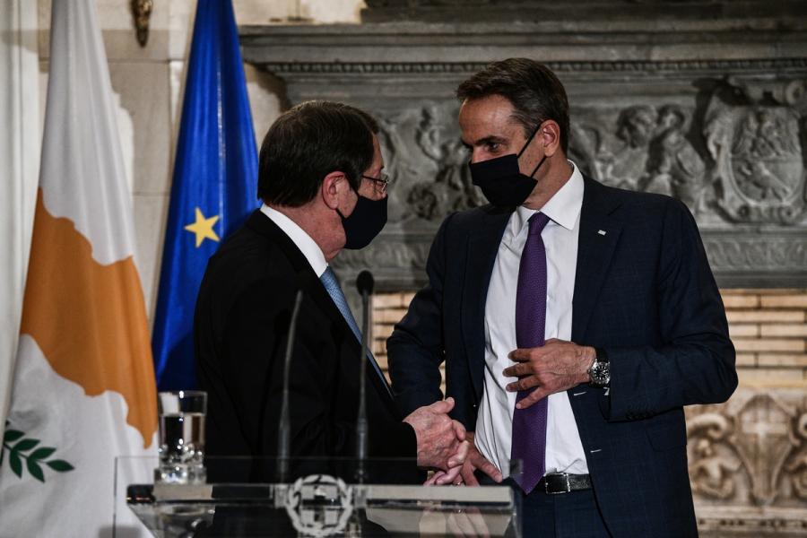 Ο ορισμός Στυλιανίδη σε υπουργό Πολιτικής Προστασίας βάζει φωτιά στις  σχέσεις Μητσοτάκη-Αναστασιάδη