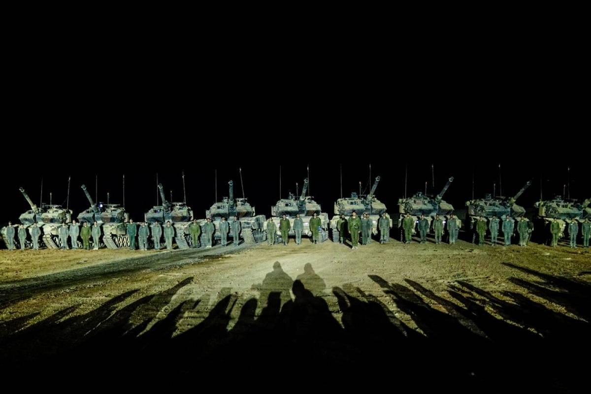 Κωνσταντίνος Γρίβας: Η «μεταπυρηνική επανάσταση» και ο κίνδυνος «πυρηνικού» πολέμου μεταξύ Ελλάδας-Τουρκίας