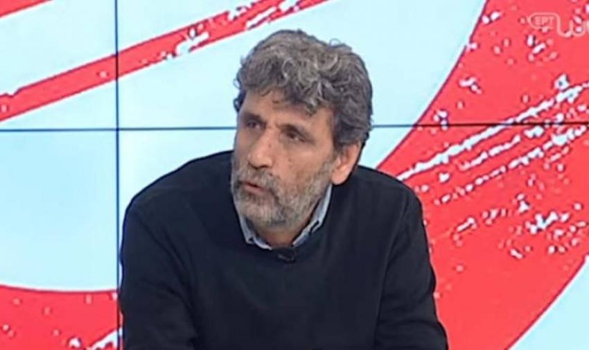 Γιάννης Παντελάκης: Η ΕΡΤ δεν-πρέπει να- ανήκει στις κυβερνήσεις…
