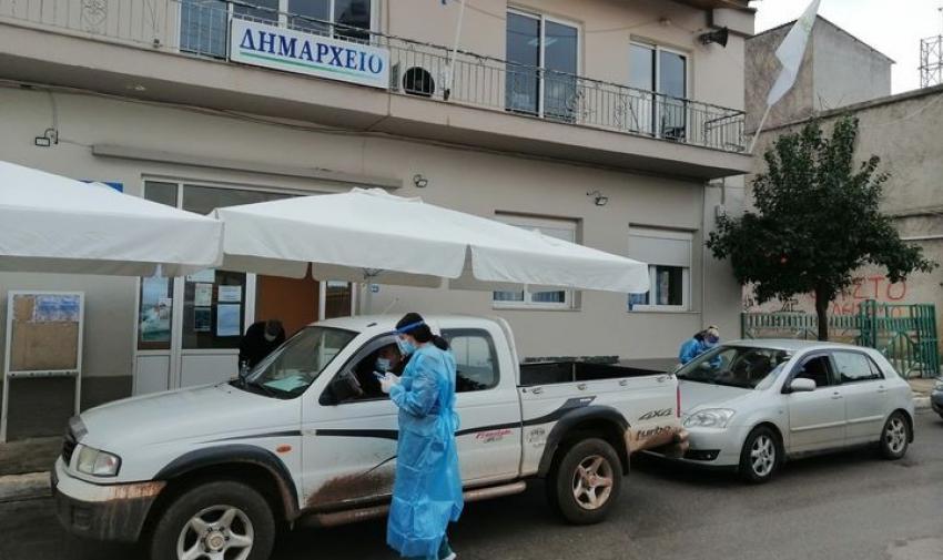 Κορονοϊός : Δυο αδέρφια νεκρά από κορονοϊό στη Μαλεσίνα - Δραματική έκκληση από τον δήμαρχο