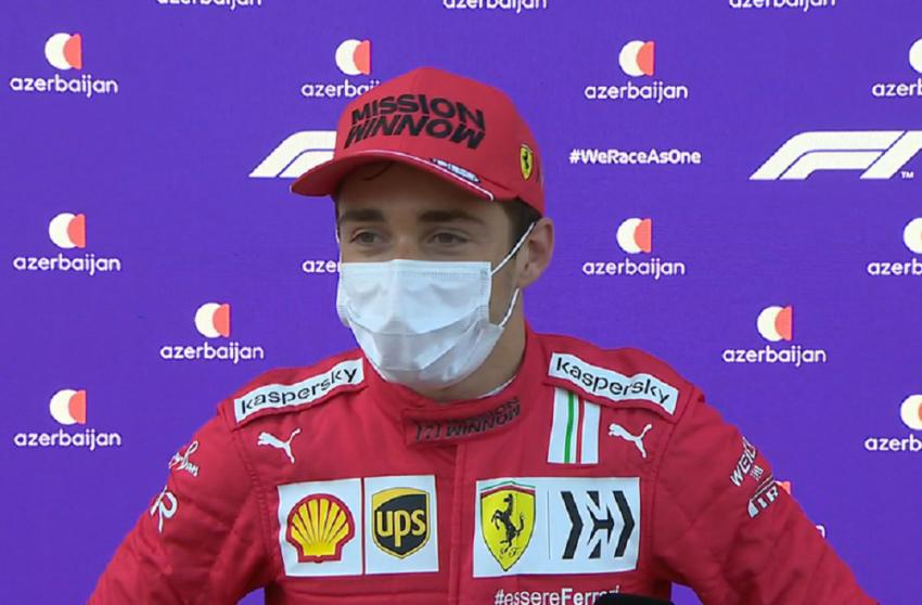 Λεκλέρκ: «Ήταν ένας κακός γύρος αλλά πήρα την pole position»