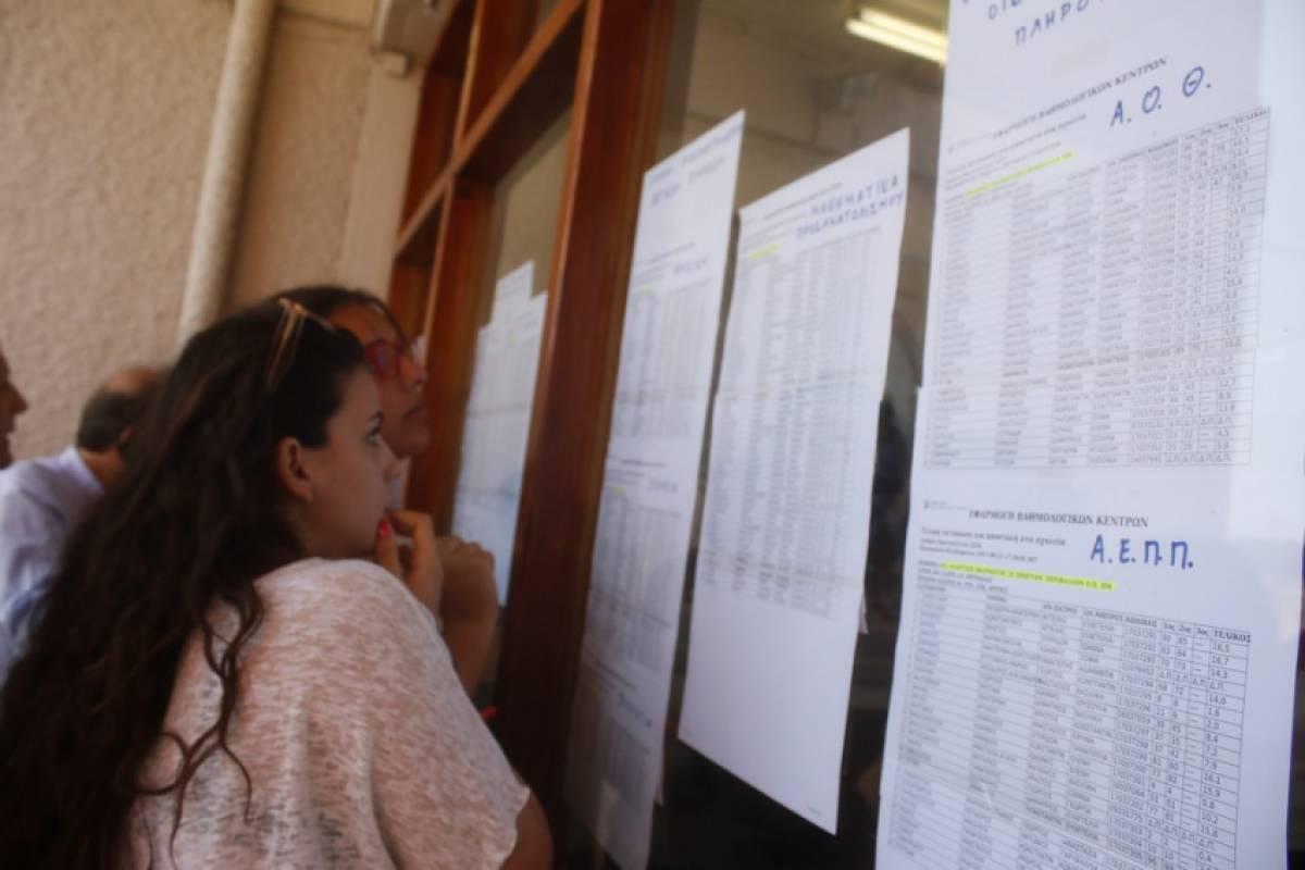 Βάσεις 2020: Τα τελευταία δεδομένα