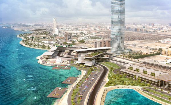 Formula 1: Με… ταχύτητα από την Σαουδική Αραβία