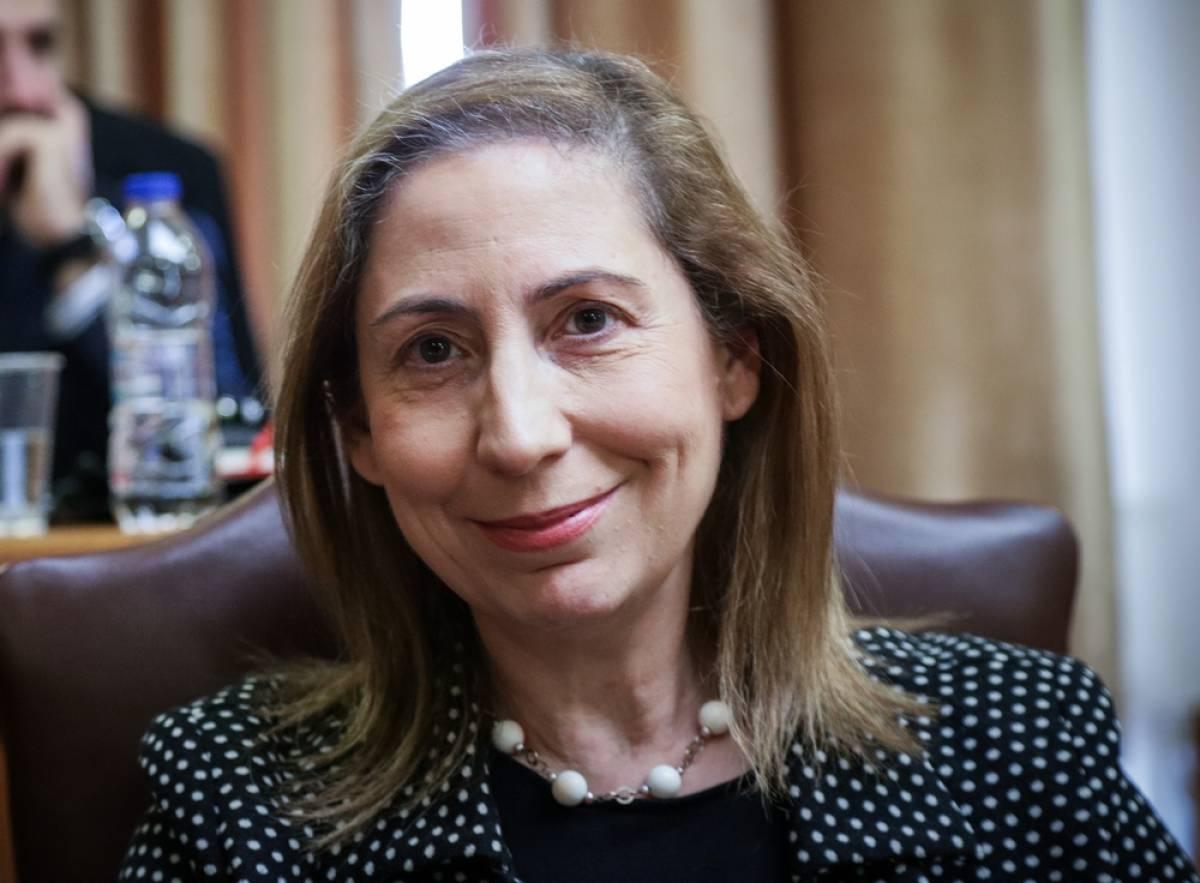 Μαριλίζα Ξενογιαννακοπούλου: Μητέρα των μαχών ο αγώνας ενάντια στο αντεργατικό νομοσχέδιο
