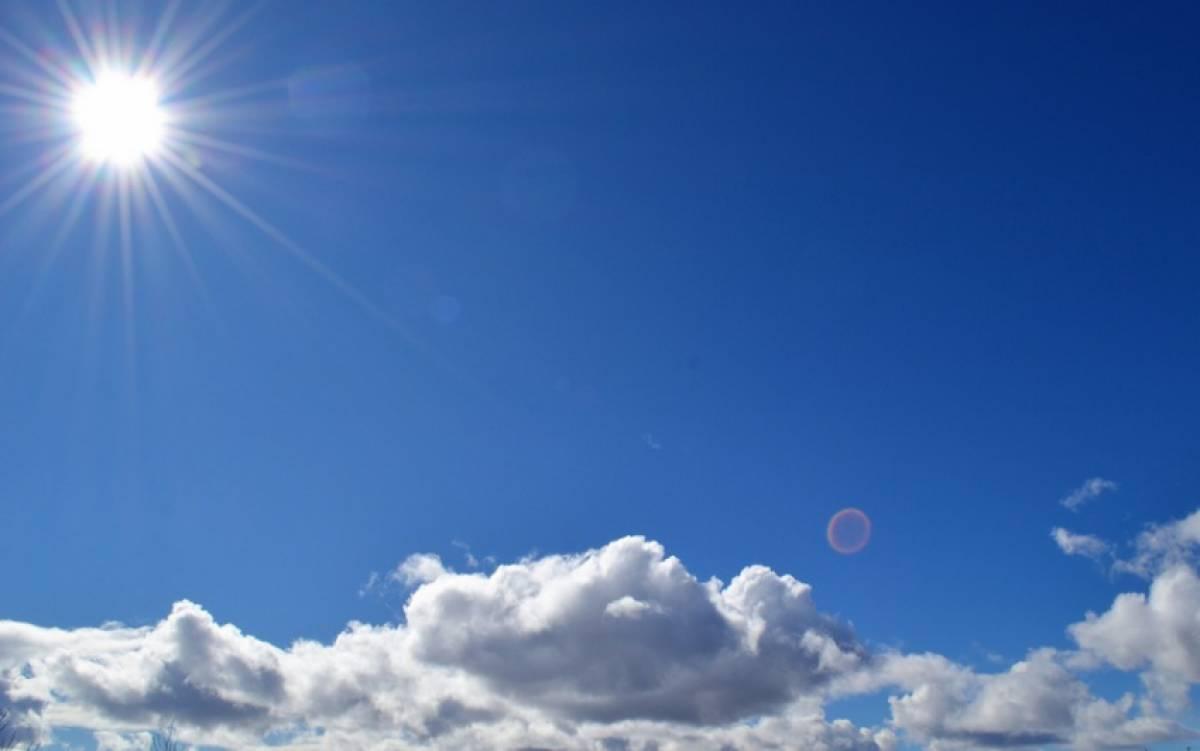Καιρός: Ανεβαίνει η θερμοκρασία-Συννεφια από το απόγευμα