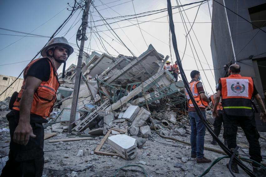Ισραήλ - Παλαιστίνη: Kατάπαυση του πυρός ζήτησε ο Τζο Μπάιντεν