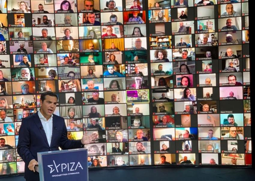 Ο Τσίπρας ανοίγει τα χαρτιά του για το ιδιωτικό χρέος με το βλέμμα στους μικρομεσαίους