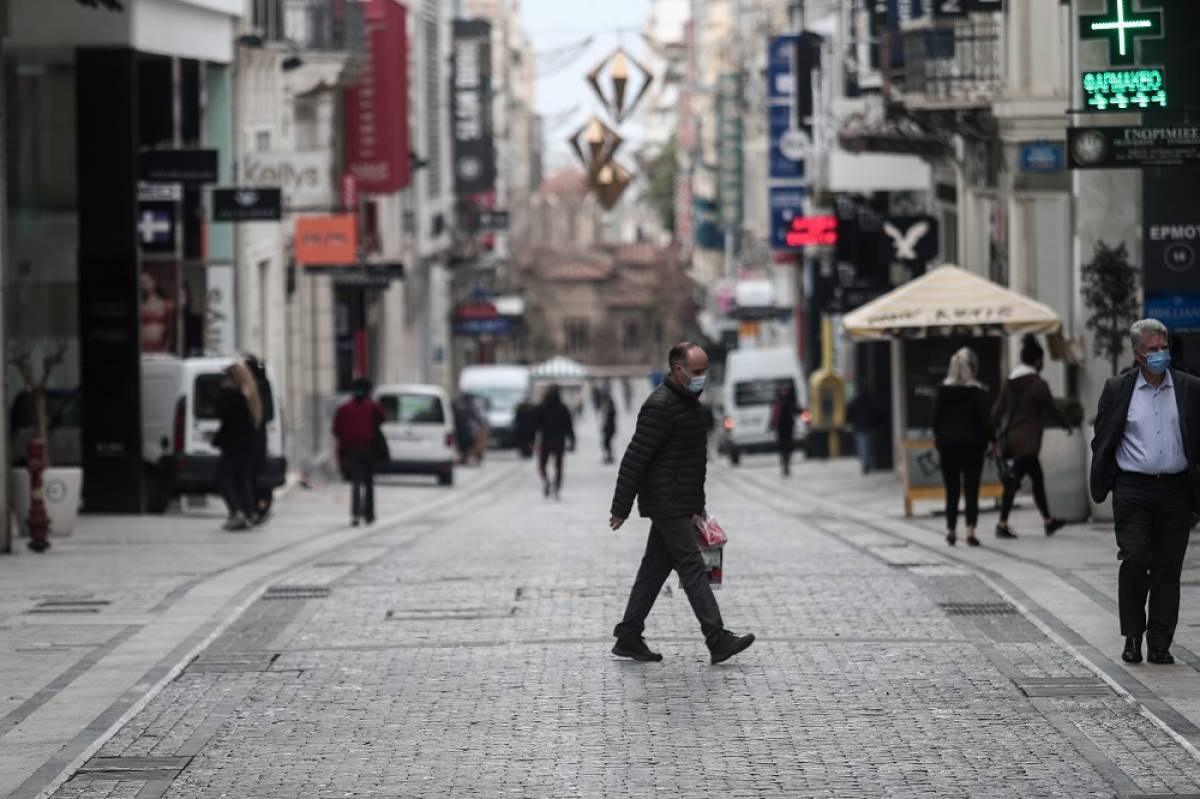 Lockdown: Οι φόβοι για νέα έξαρση φέρνουν μέτρα μέχρι τις 18 Ιανουαρίου