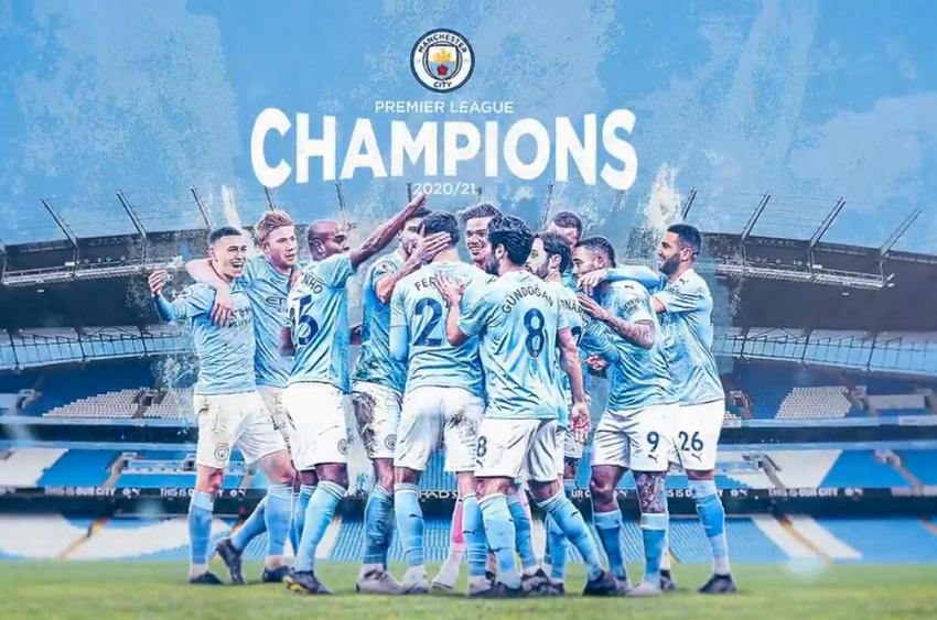 Premier League: Η Μάντσεστερ Σίτι πήρε και μαθηματικά το πρωτάθλημα Αγγλίας
