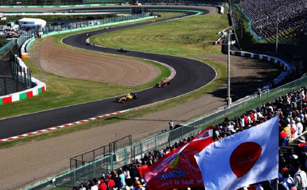 Formula 1: Η παράδοση της Σουζούκα συνεχίζεται…