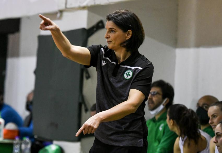 Παναθηναϊκός - Γυναικείο μπάσκετ: Ανανέωσε η Ελένη Καπογιάννη