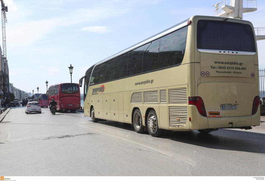 Τουριστικά λεωφορεία: Έκτακτη ενίσχυση - Οι δικαιούχοι και τα ποσά