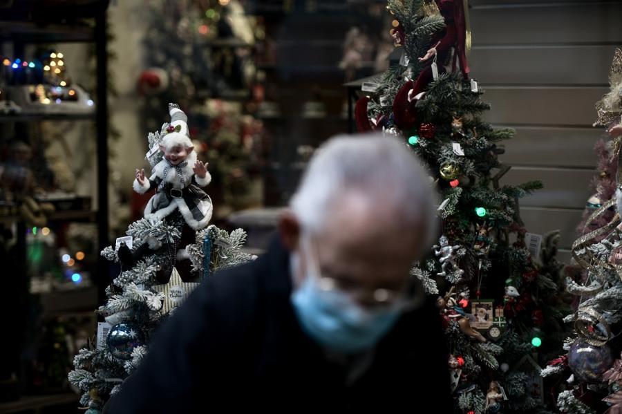 Νέα προειδοποίηση για την εξέλιξη της πανδημίας: Μπαίνουν στο κάδρο και τα Χριστούγεννα