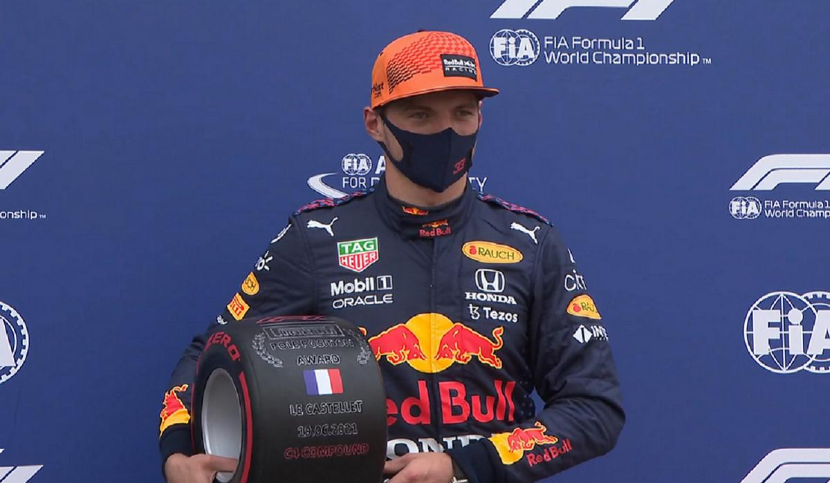 Γκραν Πρι Γαλλίας: Ο «Ιπτάμενος Ολλανδός» Μαξ Φερστάπεν πήρε την pole position