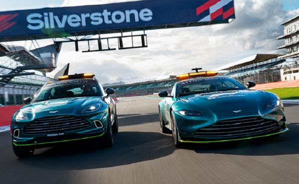 Formula 1: Αγωνιστική ασφάλεια με την υπογραφή της Aston Martin