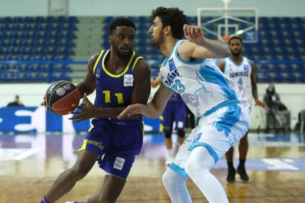 Basket League: Ο Άλφα Ντιαλό αναδείχθηκε MVP της εβδομάδας