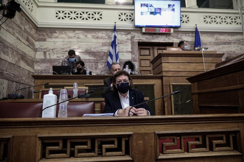 Μπορεί να μην μιλήσει την Πέμπτη στη Βουλή η Λίνα Μενδώνη; - Οι ημερομηνίες ορόσημο για την παραμονή της