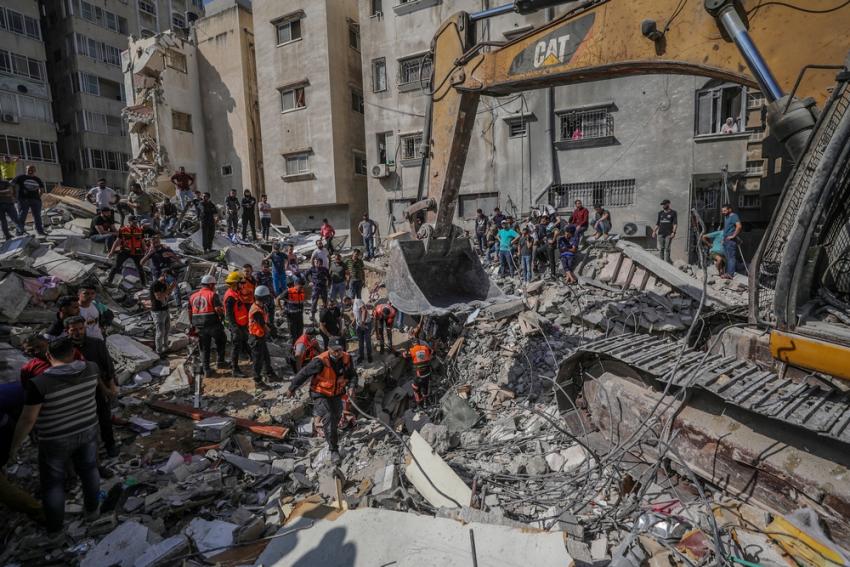 Γάζα: Βομβαρδίστηκε το σπίτι του πολιτικού ηγέτη της Χαμάς - 26 Παλαιστίνιοι σκοτώθηκαν σήμερα